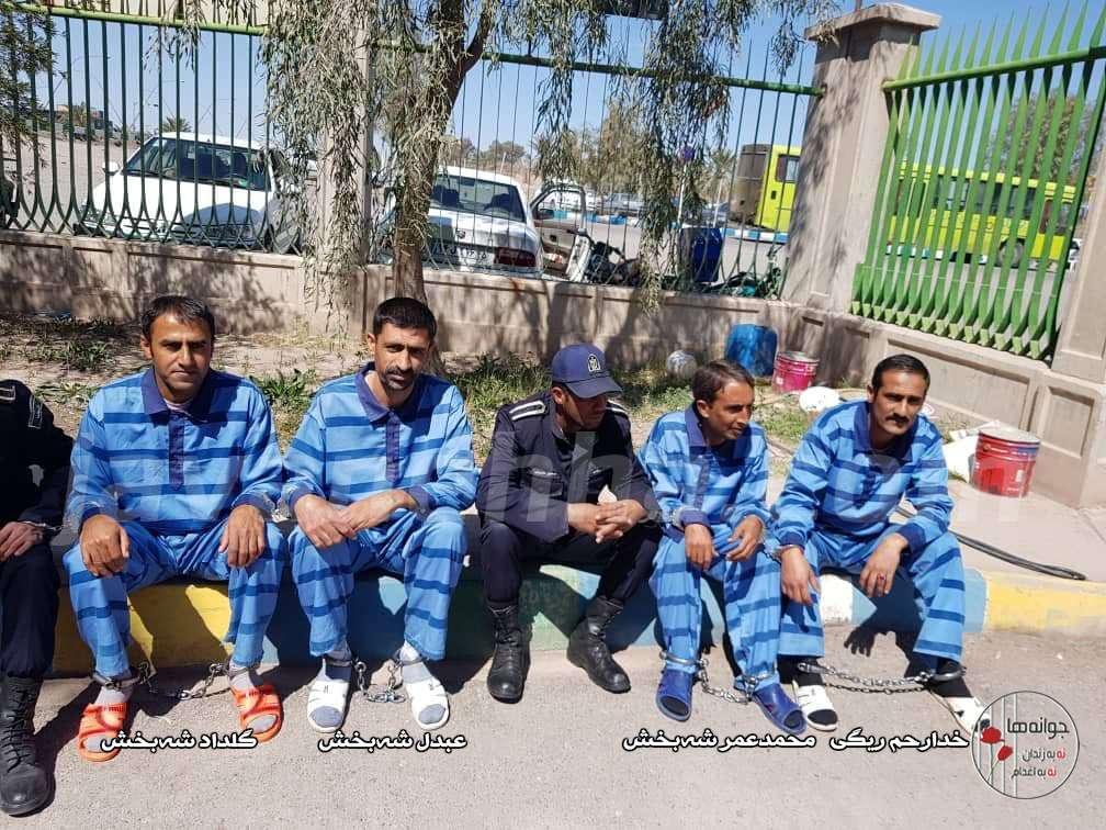 گزارش تکمیلی چهار شهروند بی گناه بلوچ بعد از ۱۵ سال حبس در بلاتکلیفی و فراموشی ۲