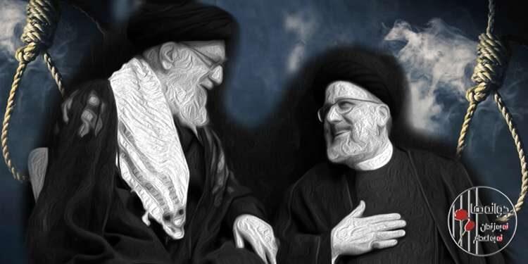 انتخابات ۱۴۰۰ ، ابراهیم رئیسی رکورددار اعدام کاندیدای محبوب علی خامنهای
